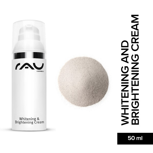 RAU Whitening And Brightening Cream 50 ml Hautaufhellend Creme Naturkosmetik Onlineshop