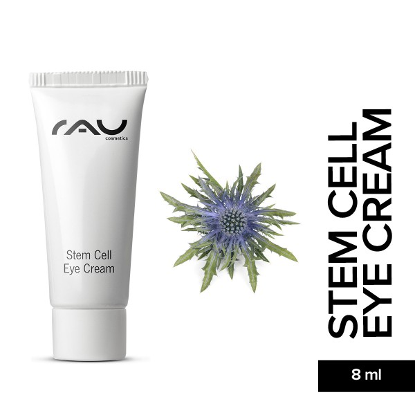 RAU Stem Cell Eye Cream 8 ml Hautpflege Gesichtspflege Naturkosmetik Onlineshop