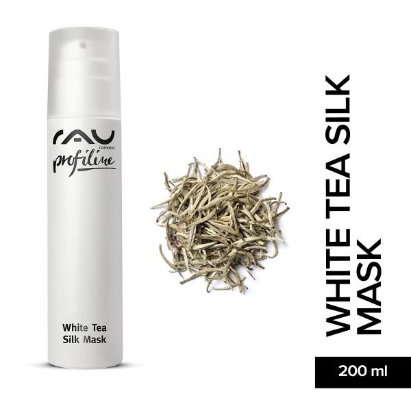 RAU White Tea Silk Mask 200 ml Hautpflege Gesichtspflege Gesichtsmaske Onlineshop Naturkosmetik