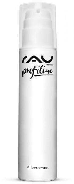RAU Silvercream 200 ml PROFILINE - Kabinenware - Spezialcreme für unreine Haut mit Microsilber, Zink