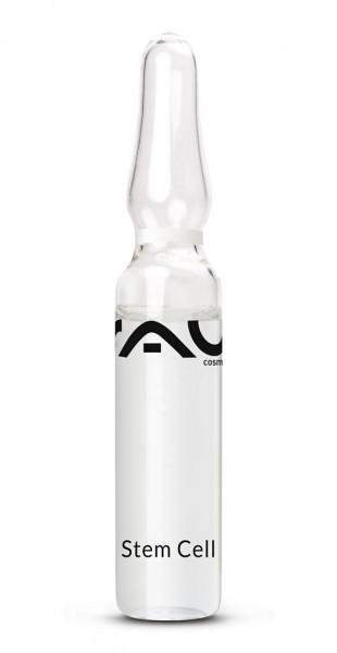 RAU Stem Cell Ampullen 10 Stück x 2 ml Stammzellen für Straffung und Anti-Aging aus der Stranddistel