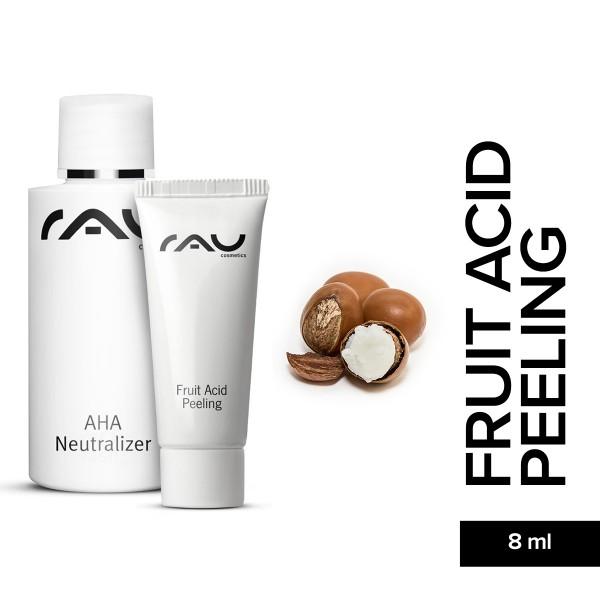 RAU Fruit Acid Peeling 8 ml Hautpflege Gesichtspflege Naturkosmetik Onlineshop
