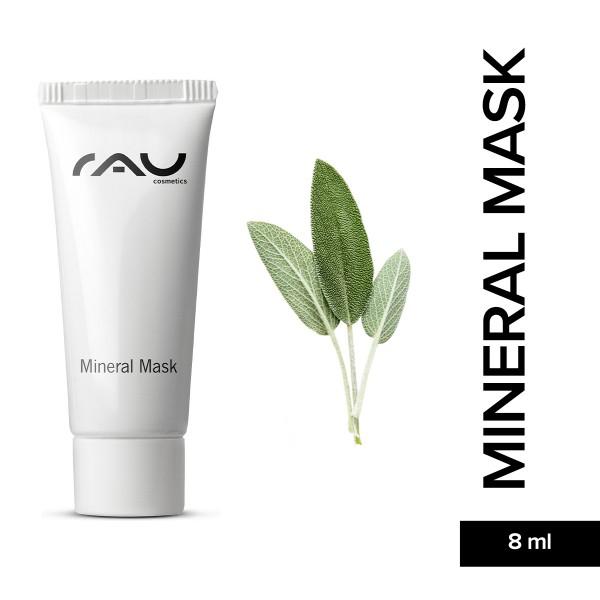 RAU Mineral Mask 8 ml Hautpflege Gesichtsmaske Unreine Haut Onlineshop Naturkosmetik