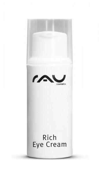 RAU Rich Eye Cream 5 ml - Reichhaltige Augencreme mit Aloe Vera