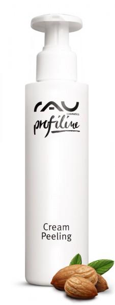 RAU Cream Peeling 200 ml PROFILINE - Kabinenware - tiefenreinigendes & hochwirksames Peeling