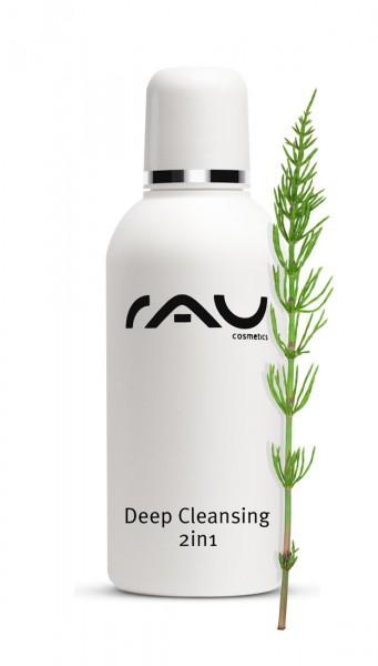 RAU Deep Cleansing 2in1 75 ml - Reinigt, pflegt & tonisiert