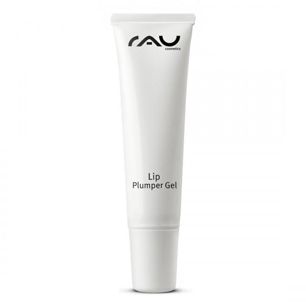RAU Lip Plumper Gel 15 ml - für gepflegte und vollere Lippen mit Gloss-Effekt