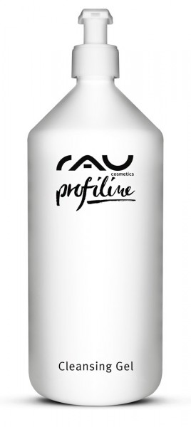 RAU Cleansing Gel 1 Liter PROFILINE - Kabinenware - Reinigungsgel mit Aloe Vera und Brennnessel