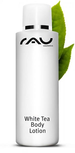 RAU White Tea Body Lotion 200 ml - Reichhaltige Luxuspflege für den ganzen Körper