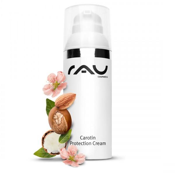 RAU Carotin Protection Cream 50 ml - schützende Feuchtigkeitscreme mit Carotin