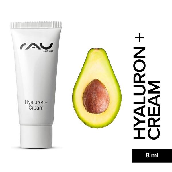 RAU Hyaluron+ Cream 8 ml Creme Hautpflege Gesichtspflege Naturkosmetik Onlineshop