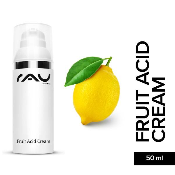 RAU Fruit Acid Cream 50 ml Hautpflege Gesichtspflege Naturkosmetik Onlineshop