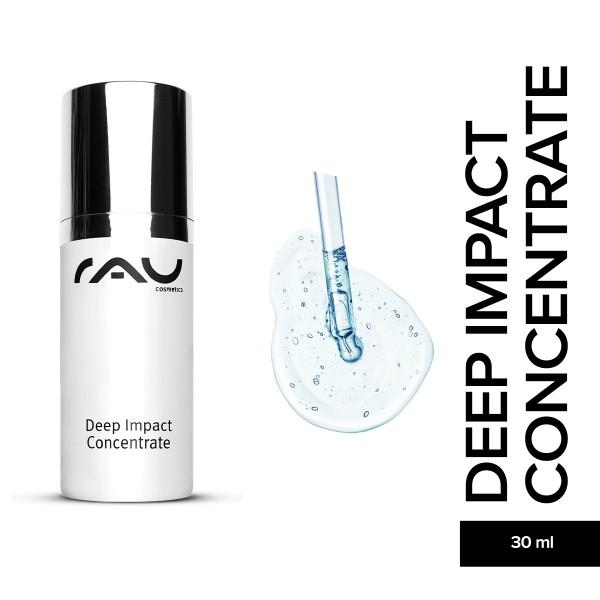 RAU Deep Impact Concentrate 30 ml Hautpflege Gesichtspflege Naturkosmetik Onlineshop