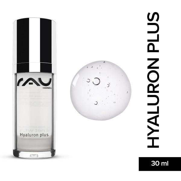 RAU Hyaluron Plus 30 ml Hayluronsäure Gel Sofforteffekt Naturkosmetik Onlineshop