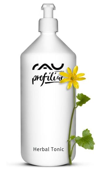 RAU beyond Herbal Tonic 1 Liter PROFILINE - Kabinenware - sanftes Gesichtswasser
