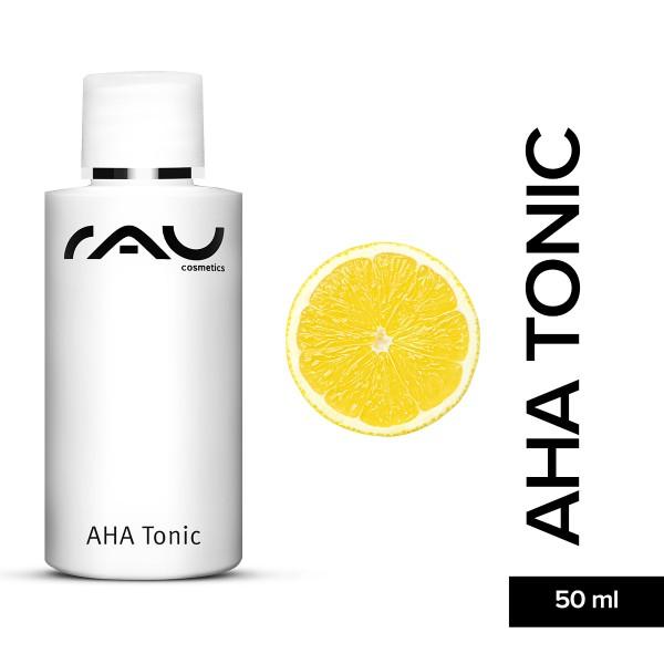 RAU AHA Tonic 50 ml Hautpflege Gesichtspflege Fruchtsäure Naturkosmetik Onlineshop