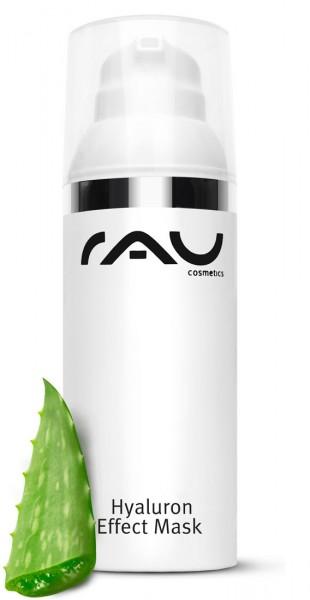 RAU Hyaluron Effect Mask 50 ml - beruhigende Gelmaske mit sofortigem Feuchtigkeitsausgleich