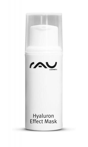 RAU Hyaluron Effect Mask 5 ml - Gelmaske mit Aloe Vera & Hyaluronsäure