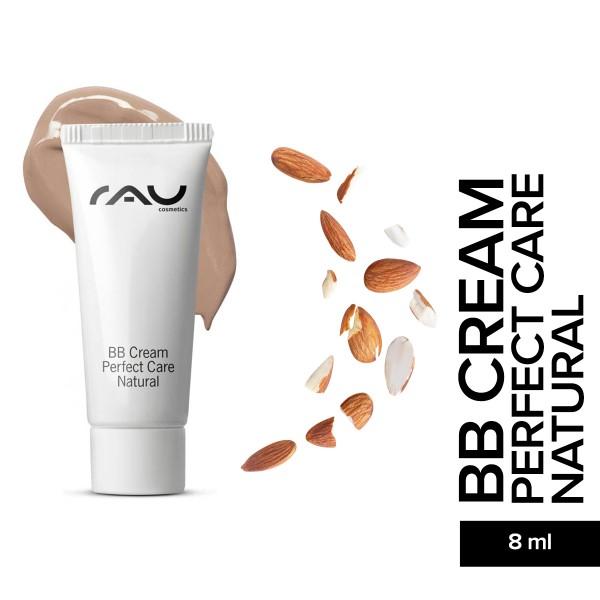 RAU BB Cream Perfect Care Natural 8 ml Hautpflege Gesichtspflege MakeUp Naturkosmetik Onlineshop