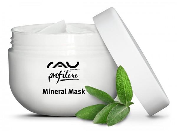 RAU Mineral Mask 200 ml PROFILINE - Kabinenware - Mattierende Gesichtsmaske für Unreine Haut