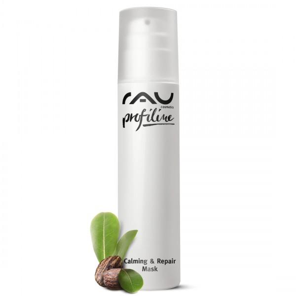 RAU Calming & Repair Mask 200 ml PROFILINE - Beruhigende Maske für trockene und empfindliche Haut