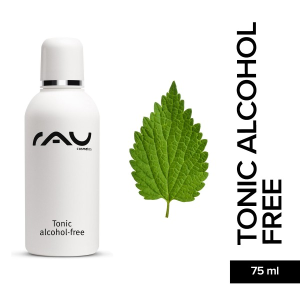 RAU Tonic Alcohol-free 75 ml alkoholfrei Gesichtspflege Hautpflege Onlineshop Naturkosmetik