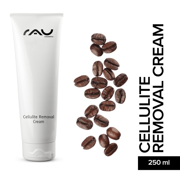 RAU Cellulite Removal Cream 250 ml Hautpflege Naturkosmetik Onlineshop
