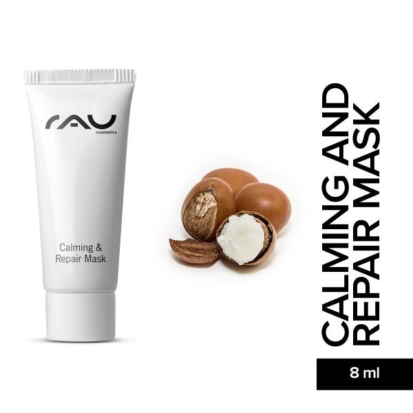 RAU Calming And Repair Mask 8 ml Beruhigende Maske Empfindliche Haut Onlineshop Naturkosmetik Gesichtspflege Hautpflege