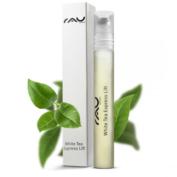 RAU White Tea Express Lift Roll On 10 ml - Anti-Aging Gel gegen Falten
