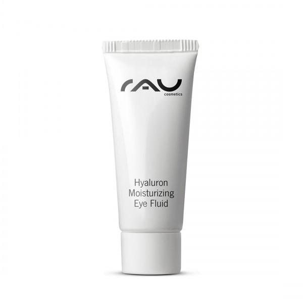 RAU Hyaluron Moisturizing Eye Fluid 8 ml - verleiht ein geschmeidig-zartes Hautgefühl