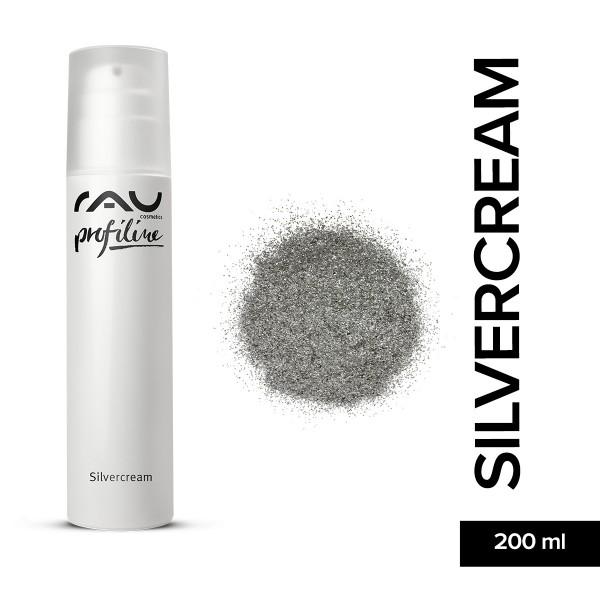 RAU Silvercream 200 ml Profiline Hautpflege Gesichtspflege Naturkosmetik Onlineshop