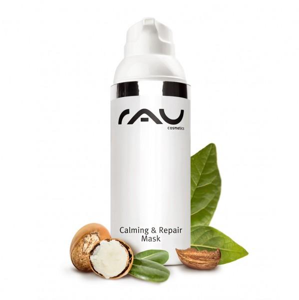 RAU Calming & Repair Mask 50 ml - Beruhigende Maske für trockene und empflindliche Haut