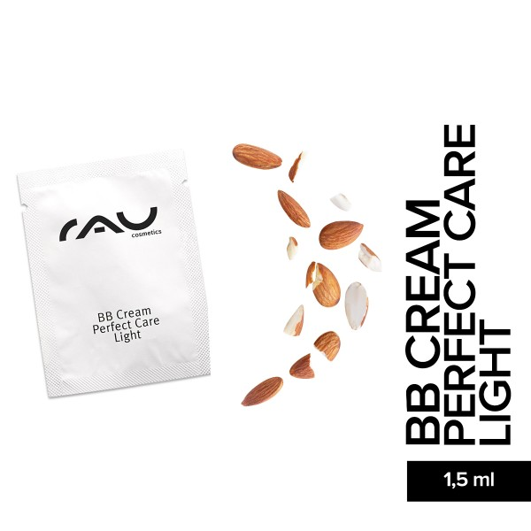 RAU BB Cream Perfect Care Light 1,5 ml Foundation Makeup Hautpflege Onlineshop