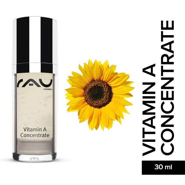RAU Vitamin A Concentrate 30 ml Hautpflege Gesichtspflege Onlineshop Naturkosmetik