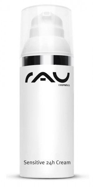 RAU Sensitive 24h Cream 50 ml - zarte 24h-Creme ohne Glycerin