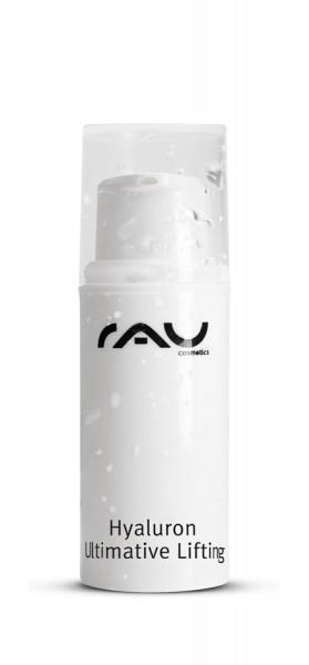 RAU Hyaluron Ultimative Lifting 5 ml - Hyaluronsäure Konzentrat Gel
