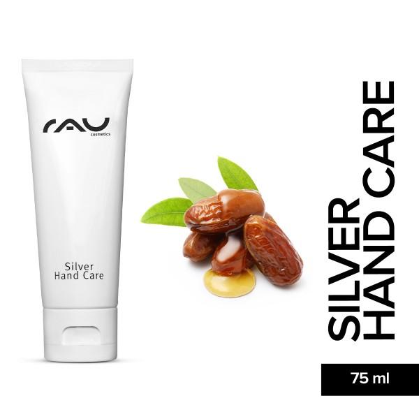 RAU Silver Hand Care Handcreme Cream 75 ml Hautpflege Naturkosmetik Onlineshop