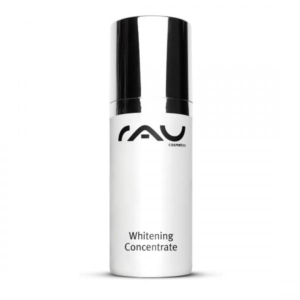 RAU Whitening Concentrate 30 ml - Konzentrat zur Hautaufhellung & Milderung von Pigmentflecken