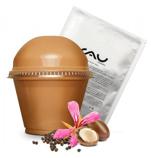 RAU Argan Shaker Mask - Peel-Off-Maske aus Argan und Ghassoul Tonerde