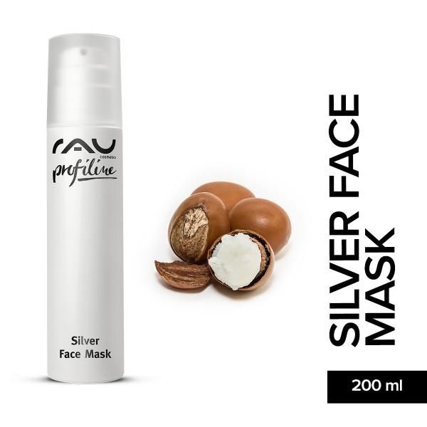 RAU Silver Face Mask Profiline 200 ml Hautpflege Naturkosmetik Onlineshop