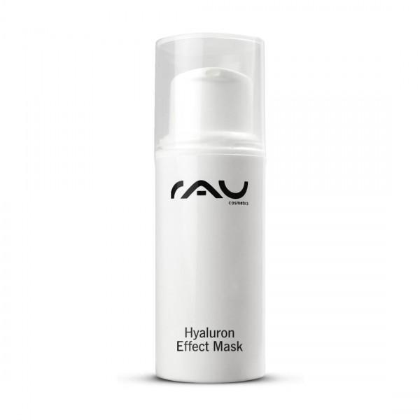 RAU Hyaluron Effect Mask 5 ml - beruhigende Gelmaske mit sofortigem Feuchtigkeitsausgleich