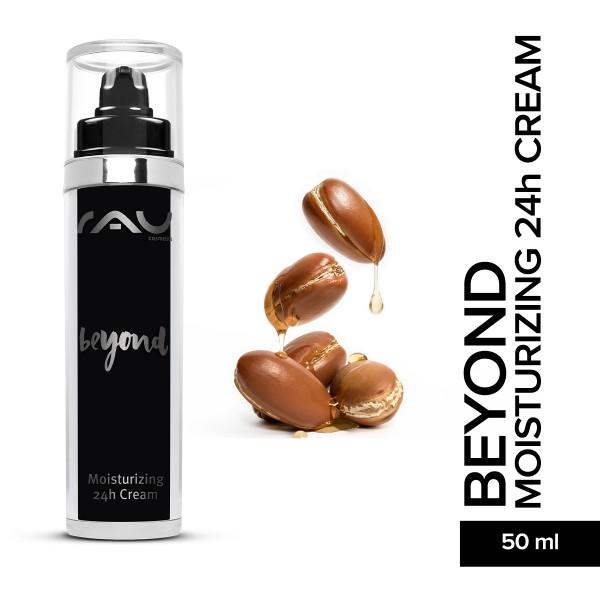 RAU beyond moisturizing 24h Cream 50 ml Hautpflege Gesichtspflege Onlineshop Naturkosmetik