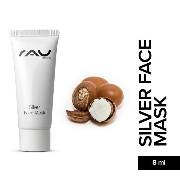 RAU Silver Face Mask 8 ml Hautpflege Gesichtspflege Naturkosmetik Onlineshop
