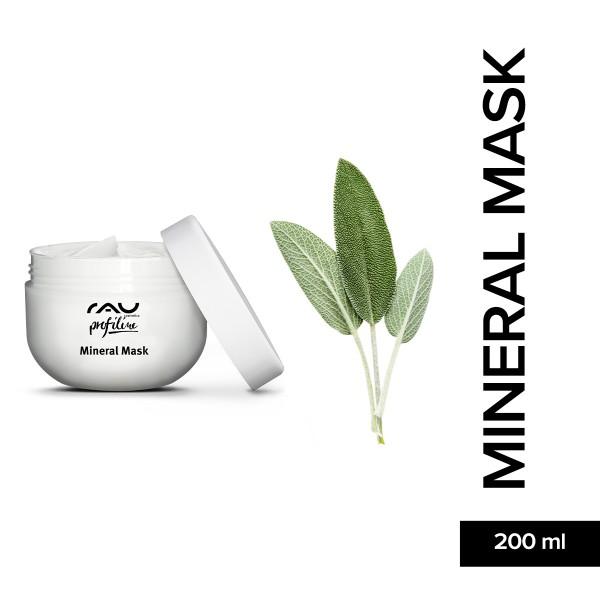 RAU Mineral Mask 200 ml Profiline mattierende Gesichtsmaske Onlineshop Naturkosmetik