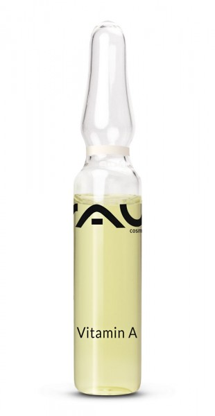 RAU Vitamin A Ampullen 10 Stück x 2 ml - Wirkstoffkomplex aus Milk-Proteinen, Ceramide, Panthenol