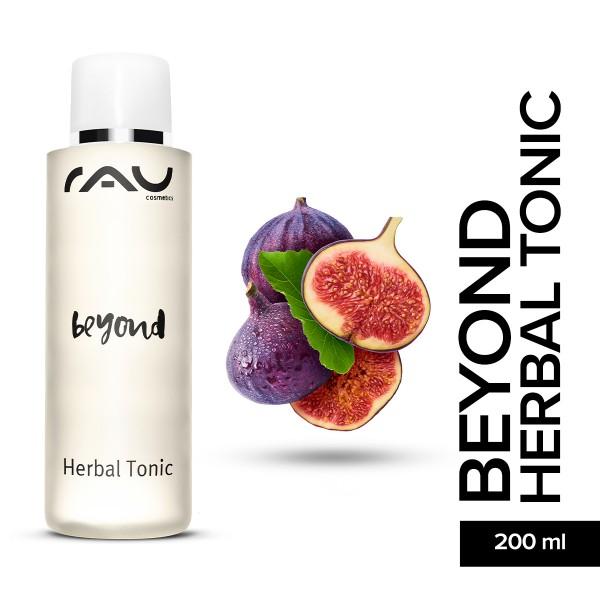 RAU Beyond Herbal Tonic 200 ml Hautpflege Gesichtspflege Onlineshop Naturkosmetik