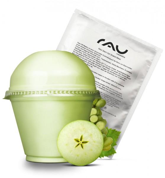 RAU Stem Cell Shaker Mask - Peel-Off-Maske der Luxusklasse