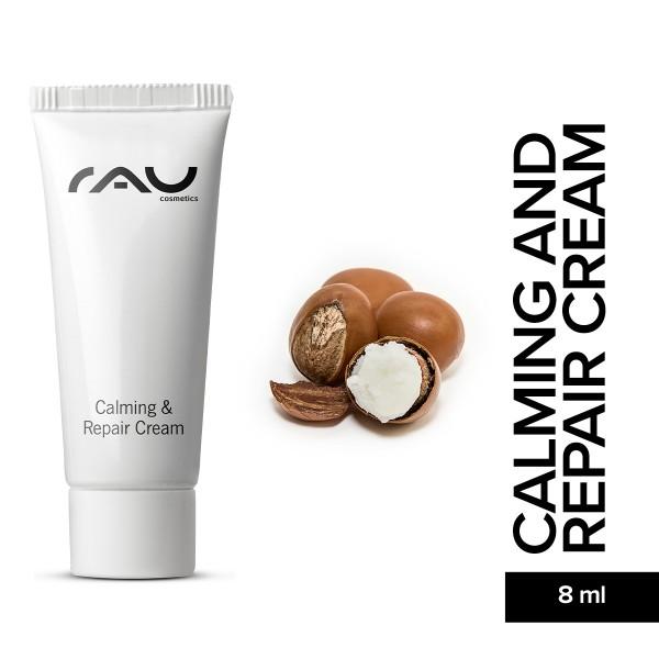 RAU Calming And Repair Cream 8 ml Hautpflege Beruhigend Gesichtspflege Naturkosmetik Onlineshop