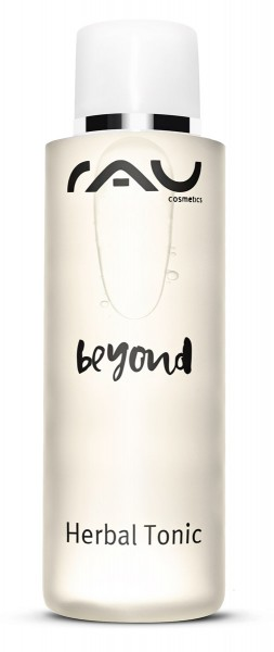 RAU beyond Herbal Tonic 200 ml - sanftes Gesichtswasser aus dem Besten der Natur