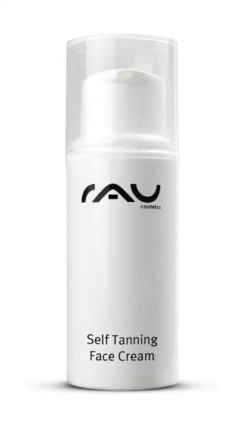 RAU Self Tanning Face Cream 5 ml - Selbstbräuner mit UV-Schutz